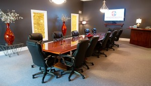 We have redefined what it means to provide comfortable deposition suites in Louisville.